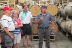 Wollersheim winery tour