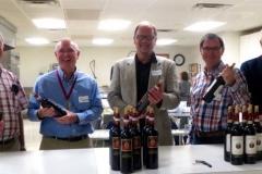 Wine & Food Pairing - Opening the Wines