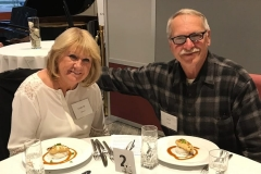 Wine & Food Pairing - Linda & Leon