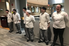 Wine & Food Pairing - Student Chefs